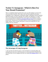 Twitter Vs Instagram Which Is Best For Your Brand Promotion.docx