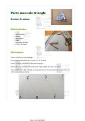 Porte monnaie triangle.pdf