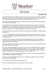 Fides et Ratio - Orlando Fedeli.pdf