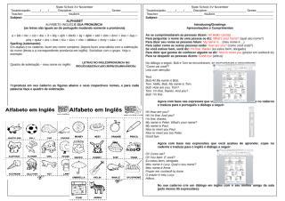 atividades e avaliações - inglês (5º ano).doc