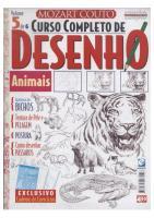 Curso Completo de Desenho (animais).pdf