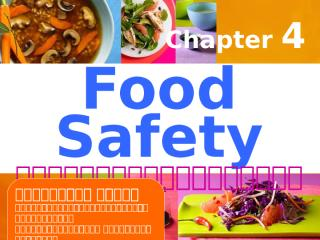 Chapter 4 - Food Safety.ppt
