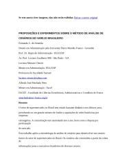 Cenários no Varejo.doc