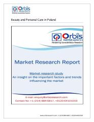 Beauty and Personal Care  Market in Poland.pdf