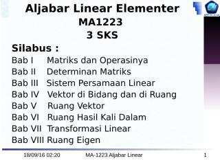bab 2 determinan matriks.ppt