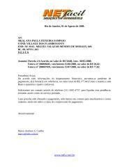 Carta de Cobrança 09-203.doc