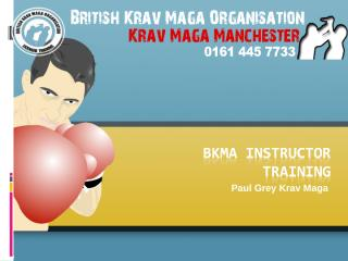 BKMA instructor training.ppt