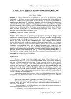 AL-MASLAHAT  SEBAGAI TUJUAN UTAMA HUKUM ISLAM.pdf