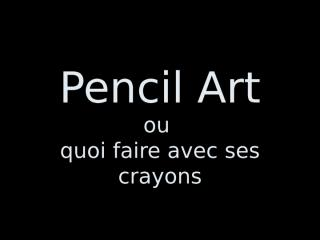 Pencil Art.pps