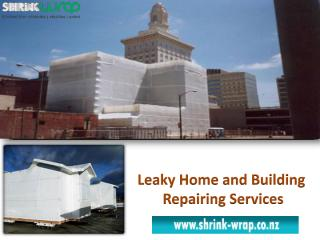 Leaky Home and Building Repairing Services in New Zealand.pdf