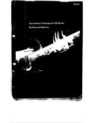 Jazz Guitar Technique in 20 Weeks.pdf