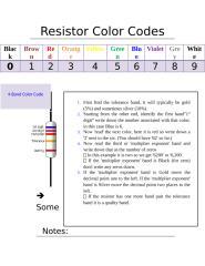 Resistor Color Codes.docx
